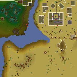 RuneScape:Map - OSRS Wiki