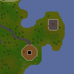 Monk's Friend/Map - OSRS Wiki